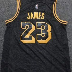 daf10b924 Shirts - NEW Nike Lebron James NBA LA Lakers Jersey